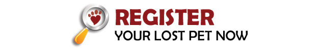 Register Lost Pets